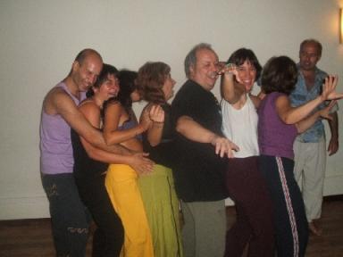 Part del grup de Formació de Biodansa