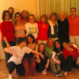 Arteterapia y Biodanza - Abril 2007