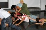 """Proyecto """"Esbarjo del cuidador"""" - Agosto 2009"""